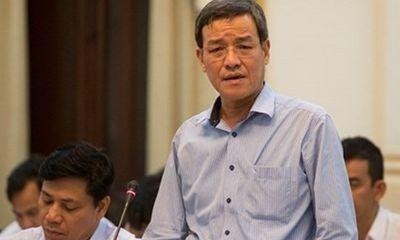 Kỷ luật khiển trách chủ tịch UBND tỉnh Đồng Nai Đinh Quốc Thái