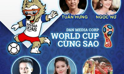 Lần đầu tiên tại Việt Nam: World Cup 2018 sẽ được phát trên internet