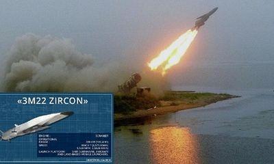 Nga phát triển vũ khí siêu thanh khiến phương Tây