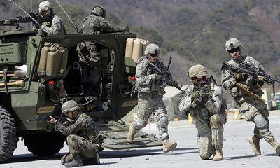Mỹ không đàm phán với Triều Tiên về 28.500 quân đóng tại Hàn Quốc