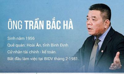 Ông Trần Bắc Hà, cựu Chủ tịch BIDV đang ở đâu?