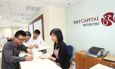 Dragon Capital gom thêm 1 triệu cổ phiếu VCI