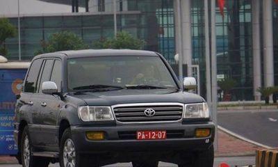 Sỹ quan cấp bậc Thượng tướng được mua ôtô công tối đa bao nhiêu tiền?