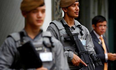 Singapore huy động các chiến binh thiện chiến nhất thế giới bảo vệ hội nghị thượng đỉnh?