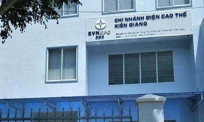 Kiên Giang: Giám đốc điện lực bổ nhiệm vợ làm lãnh đạo bị cách chức