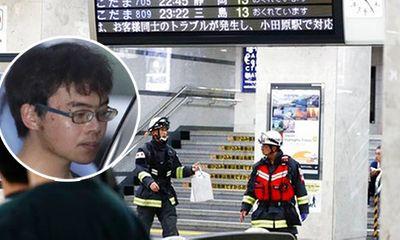 Tấn công dao kinh hoàng trên tàu cao tốc, 3 người thương vong