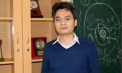 Từ cậu học trò ham chơi đến vị Giáo sư trẻ nhất Việt Nam