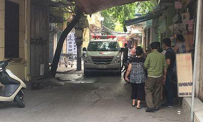 Hà Nội: Phát hiện thi thể người đàn ông bốc mùi trong căn nhà khóa trái