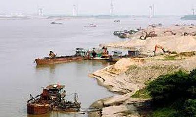 Hưng Yên: Xử lý nghiêm tình trạng khai thác cát trái phép