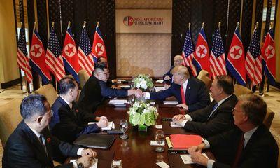Ông Putin: Thượng đỉnh Trump – Kim giúp bán đảo Triều Tiên tránh xung đột quân sự
