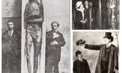 Người khổng lồ đã từng sống trên trái đất?