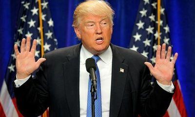 Tổng thống Trump: Nước Mỹ sẽ không trở thành trại tị nạn
