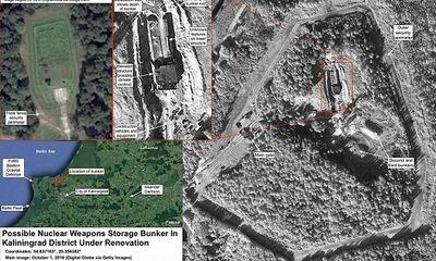 Nga nâng cấp căn hầm bí mật chứa vũ khí hạt nhân ở sát Ba Lan?