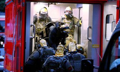 Cảnh sát Đức bắt giữ kẻ âm mưu tấn công bằng vũ khí hóa học