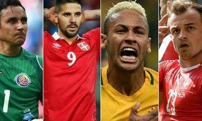 World Cup 2018 bảng E: Quyết chiến vì ngôi đầu bảng
