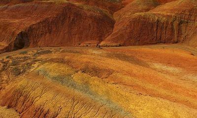 Cảnh quan hùng vĩ của Trung Quốc qua những bức ảnh tuyệt đẹp chụp từ trên cao