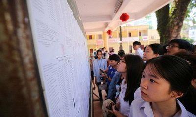Hôm nay (29/6), Hà Nội công bố điểm chuẩn vào lớp 10 năm 2018 của hệ không chuyên