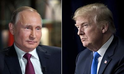 Ông Trump thừa nhận muốn thỏa thuận với ông Putin về vấn đề Syria