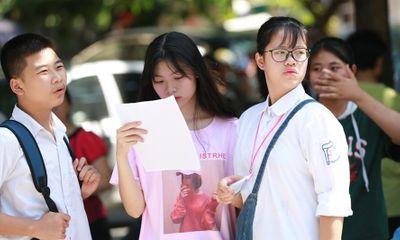 Hà Nội: Hơn 3.200 học sinh thi tuyển lớp 10 trượt trường công lập