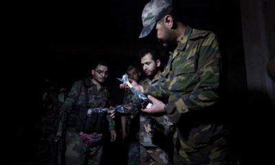 Bí mật không ngờ trong hệ thống liên lạc của IS được phát hiện ở Homs, Syria