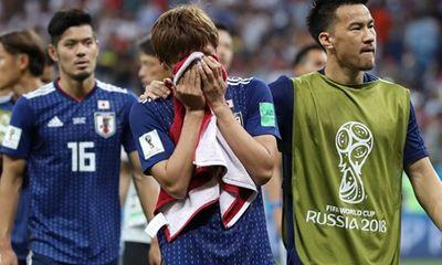 World Cup 2018: HLV Nhật Bản gọi trận thua là