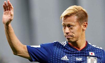 Tin tức World Cup 2018 ngày 3/7/2018: Nhật thua đau, Keisuke Honda chia tay ĐT