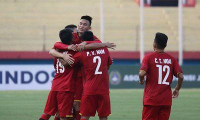Việt Nam thắng đậm Philippines ở giải U19 Đông Nam Á