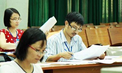 Chấm thi THPT quốc gia 2018: Đã có nhiều bài thi môn văn bị điểm liệt