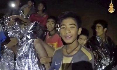 Giải cứu đội bóng Thái Lan: Các cầu thủ nhí tiết lộ khả năng có lối ra khác gần hơn