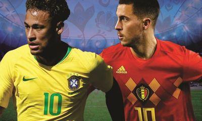 Lịch thi đấu tứ kết World Cup 2018: Rực lửa 2 cặp chung kết sớm