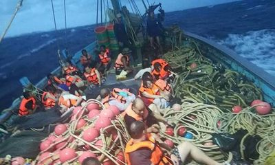 Toàn cảnh vụ lật tàu du lịch ở Thái Lan khiến 53 người mất tích