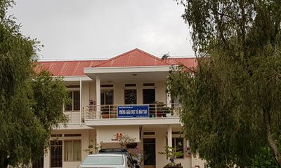 Phòng giáo dục bị trộm đột nhập, cuỗm hơn 100 triệu đồng