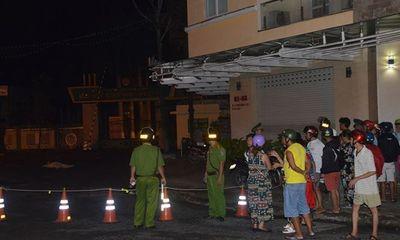 Việt kiều Úc nhảy lầu tự tử ở khách sạn