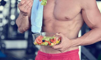Chế độ dinh dưỡng cho người tập gym: Có cần