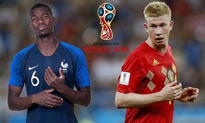 Bán kết World Cup 2018: