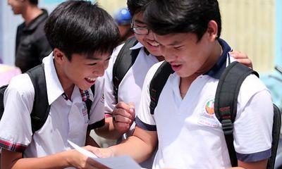 TP.HCM: Gần 81% thí sinh có điểm thi THPT quốc gia môn lịch sử dưới 5