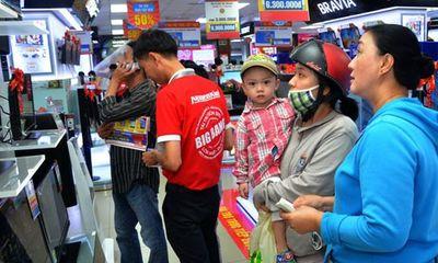 Điện máy Nguyễn Kim bị xử phạt, truy thu thuế gần 150 tỷ đồng