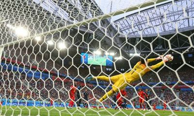 Pháp-Bỉ: Chiến thắng tối thiểu,