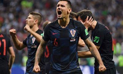 Tin tức World Cup 2018 ngày 12/7/2018: Croatia lập kỷ lục mới sau khi hạ gục Anh