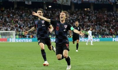 """Trước trận chung kết Pháp - Croatia: Sự đáng sợ của """"cặp đôi sóng sát"""