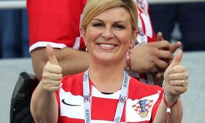 Nữ tổng thống xinh đẹp Croatia: Người xây dựng thương hiệu quốc gia bằng đam mê bóng đá