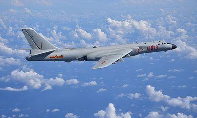 Trung Quốc điều máy bay H-6K dự hội thao quân sự tại Nga