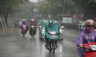 Dự báo thời tiết hôm nay 15/7: Miền Bắc tiếp tục có mưa to