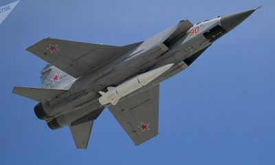 Mỹ dè chừng sau khi Nga thử thành công tên lửa siêu vượt âm