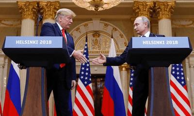 Thượng đỉnh Nga - Mỹ: Giới lập pháp lên án gay gắt Tổng thống Trump