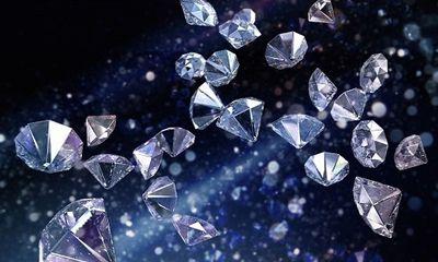 Phát hiện số lượng kim cương 'khó thể đếm hết' bên dưới bề mặt Trái Đất