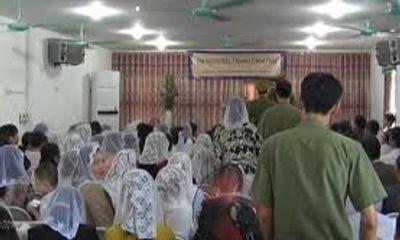 """Quảng Ninh: Xử phạt 22 tín đồ của """"Hội Thánh Đức Chúa Trời Mẹ"""""""
