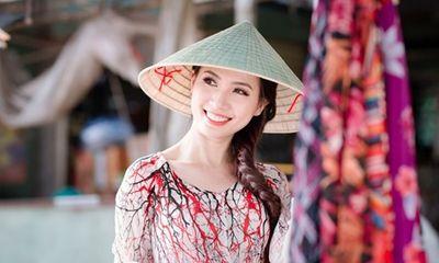 Phan Thị Mơ tiết lộ video tự giới thiệu trước thềm Hoa hậu đại sứ du lịch thế giới 2018