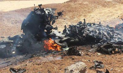 Lộ danh tính nữ đại úy bắn rơi máy bay của Syria