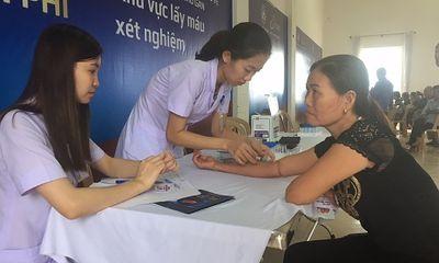 Ngày thế giới phòng chống viêm gan: Hàng trăm người được khám miễn phí